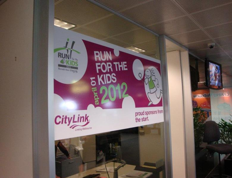 Promotional Window Graphics