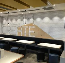 McDonald's - Vinyl Wall Graphic