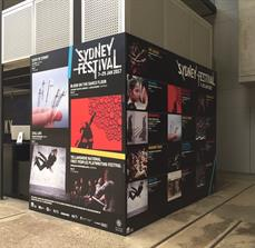 Sydney Festival - Information Graphics