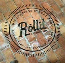 Rolld Vietnamese Floor Graphic