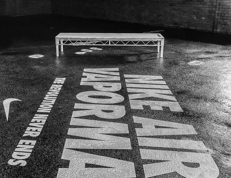 Floor Graphic - Nike