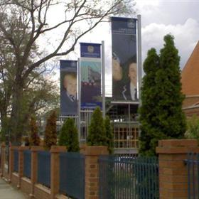 Campus Identification Banners