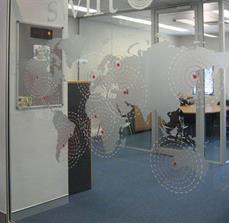 World window graphic