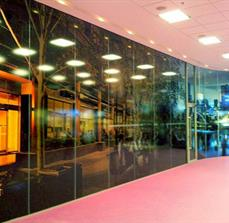 Window graphics - gym