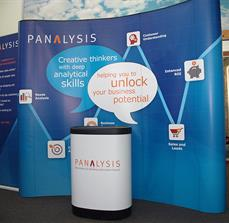 Exhibition pop up displays