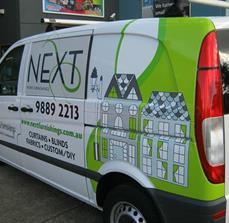 Full Vehicle wrap