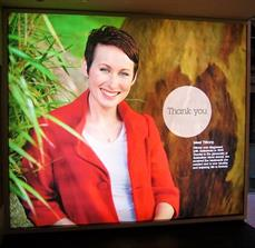 Large Wall Graphic - Australian Red Cross