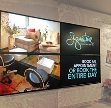 Digital promotional display
