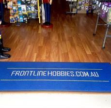 Floor Mat - Frontline Hobbies