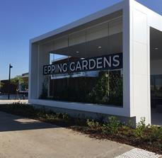 Building Signage - Epping Gardens Aged Care