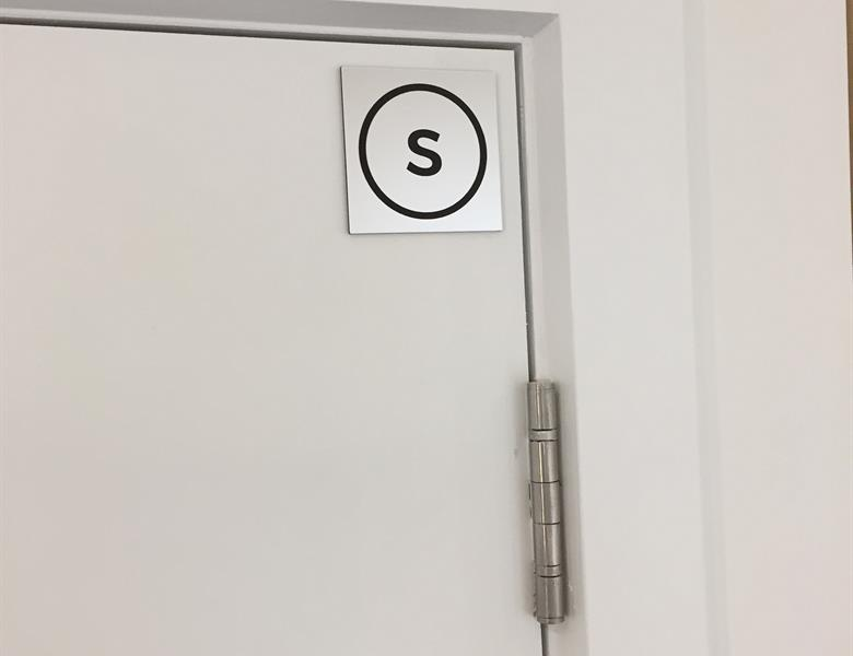Door Identification Signage - Epping Gardens Aged Care