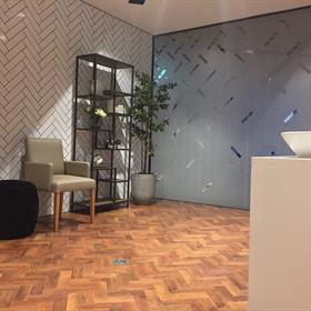 Cut Frost Pattern - Epping Gardens Aged Care