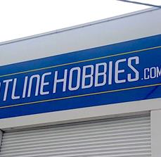 Loading Dock Sign - Frontline Hobbies