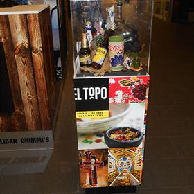 Instore retail display