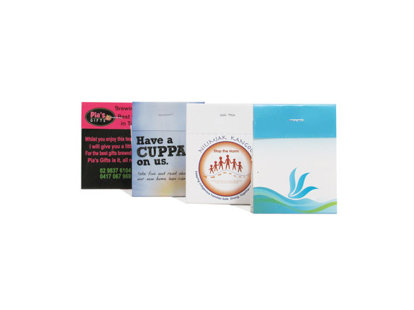 Promotional Teabags