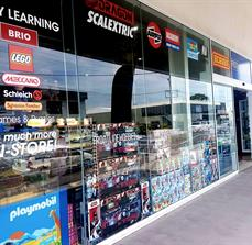Window Display Logos - Frontline Hobbies