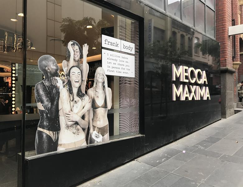 Mecca monthly window graphic