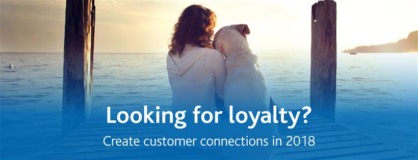 Create customer loyalty