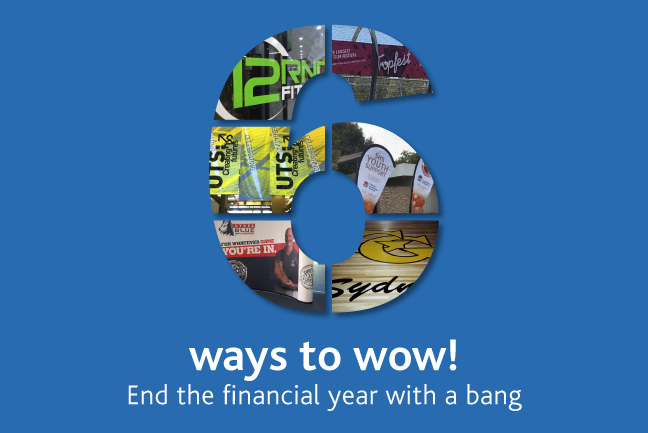 End the financial year with a bang!