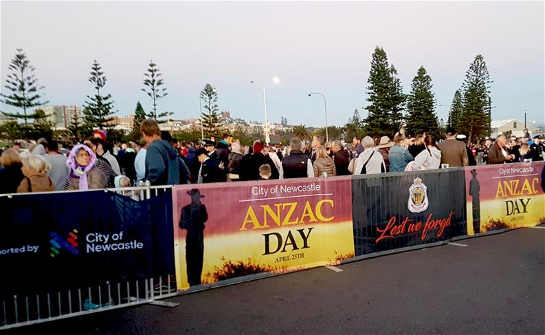 Anzac Day event