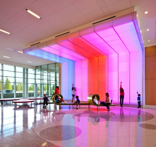 The 10 Most Inspiring Childrens Hospital Interior Designs