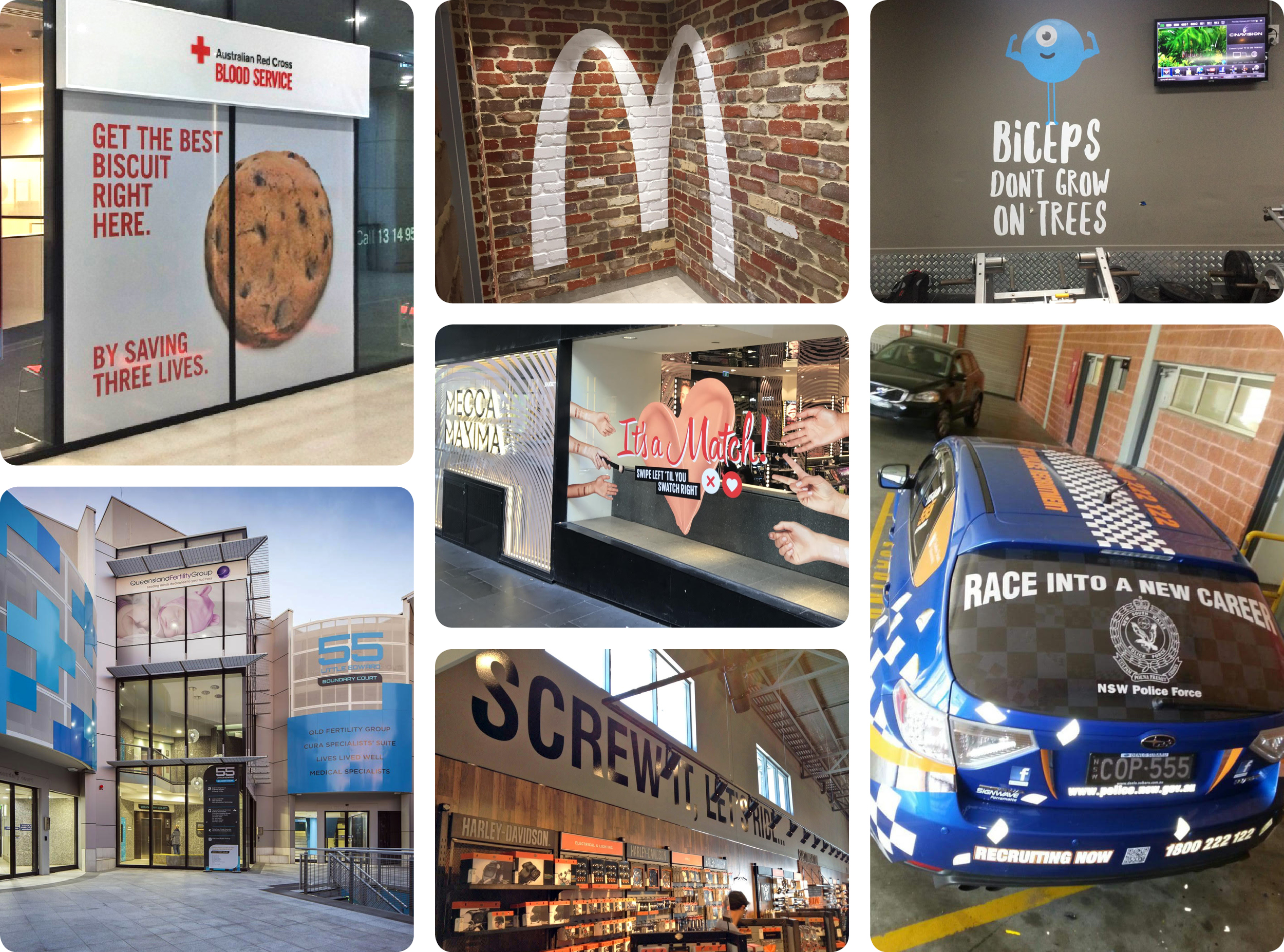 Signage and displays that make your message stand out